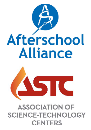afterschool and astc logos stacked