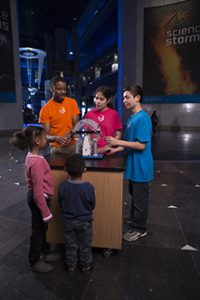 Science Achievers @ The Museum of Science and Industry, Chicago