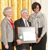 Explora receives National Medal