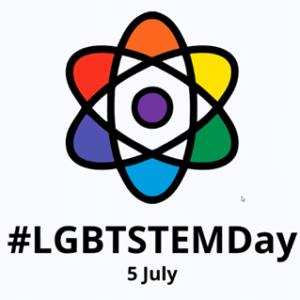 Image result for lgbt stem day