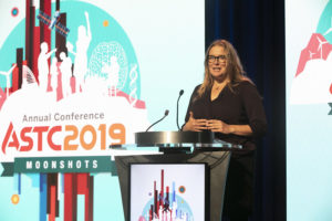 Cristin Dorgelo at ASTC 2019