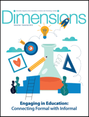 November-December Cover of Dimensions