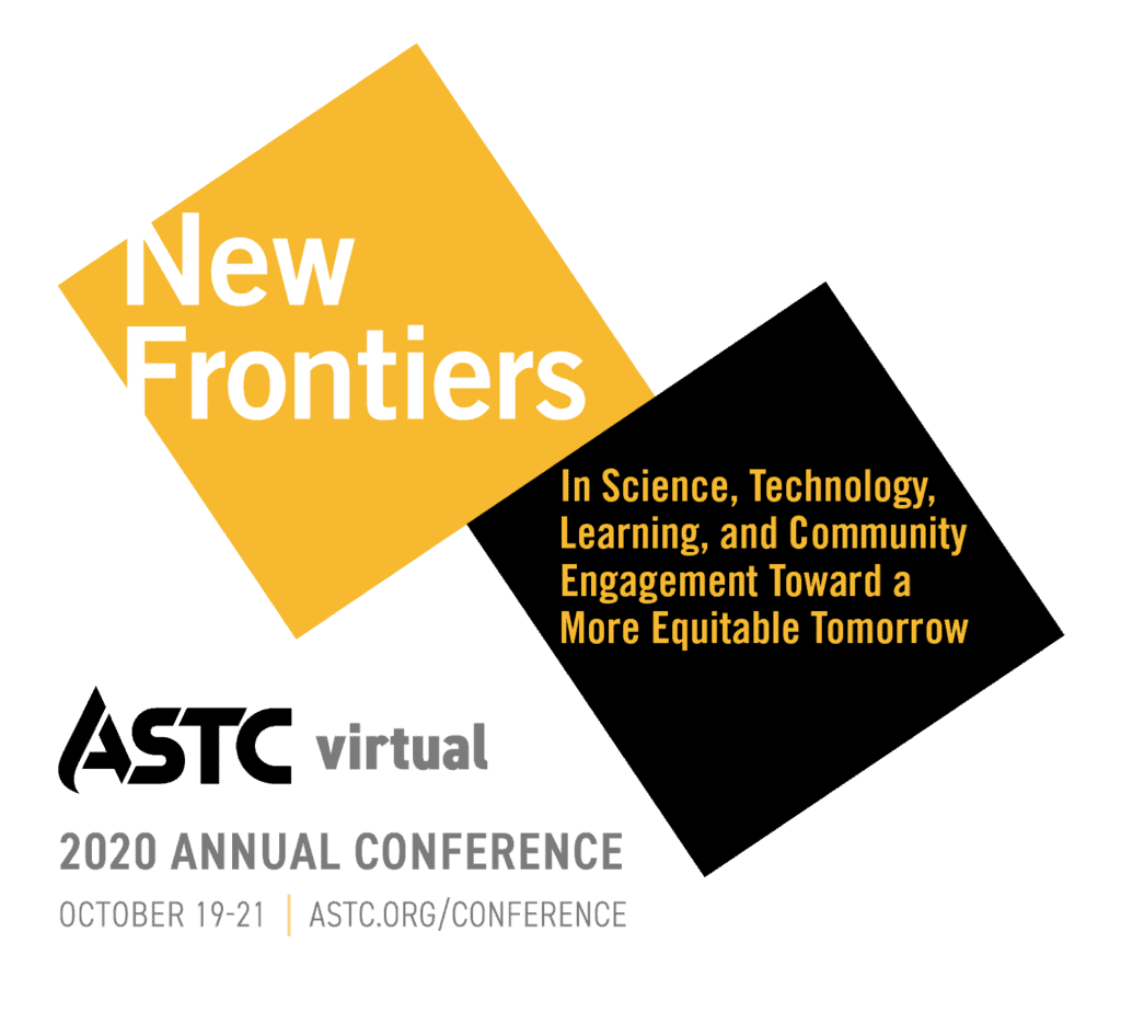 ASTC Virtual 2020 Annual Conference Logo