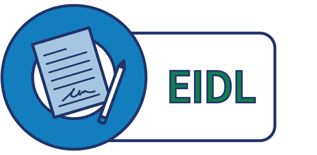 EIDL logo