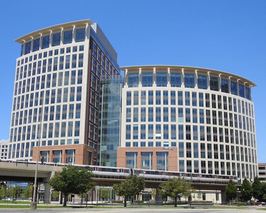 NSF HQ in Alexandria, VA
