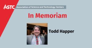 In Memoriam - Todd Happer
